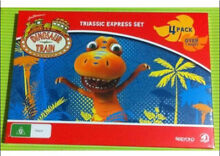 Dinosaur Train - DVD Box-Set (kids) 4 x DVDs - New/Sealed! Craigieburn Hume Area Preview