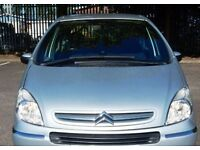 ((DIESEL-LOW MILEAGE)) CITROEN XSARA PICASSO HDI*(2005)MPV ESTATE*(LARGE BOOT)*MOT-6 MTHS*IMMACULATE