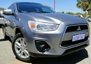 2014 Mitsubishi ASX XB MY14 Grey 6 Speed Sports Automatic Wagon Bellevue Swan Area Preview