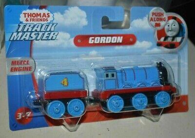NEW! Thomas & Friends Track Master Push Along GORDON Die-cast Metal Engine Train