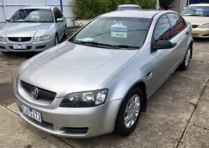 2006 Holden Commodore VE Omega (D/Fuel) Silver 4 Speed Automatic Sedan Dandenong Greater Dandenong Preview