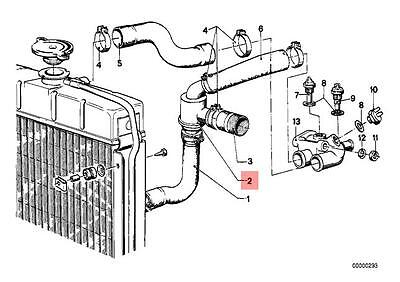 Intake Manifold System further All besides 62111268355 in addition Engine besides  on e30 thermostat housing