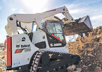Bobcat for hire , excavation specialist