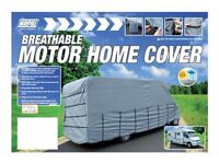 Motor Home Cover Grey - 6.1M to 6.5M