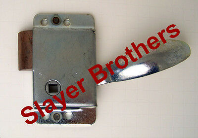Tractor Cab Dozer Cab Inside Door Latch - 55a Lh - Free Shipping In The Usa