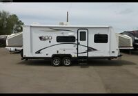 SHINY BRAND NEW ROCKWOOD ROO TRAILER RENT/DELIVERED RIGHT TO YOU