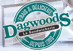 *Dagwoods*Enthusiastic Employee Needed*Bilingual*15-30hrs/wk*