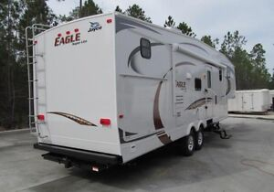Taking offers 2012 jayco eagle 335 qbds 5th wheel