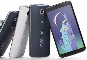 Google Nexus 6 32gb Factory Unlocked Smartphone