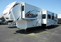 2012 Keystone Avalanche 5th wheel