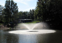 Pond Fountain Kasco