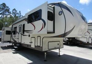 Jayco Eagle 339FLQ, Front Living Room, As new condition