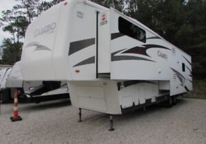 FOR SALE: Loaded 2009 Carriage Cameo 36FWS 5th Wheel