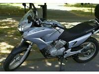 2010 Honda varadero xl 125 ( part exchange )