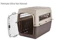Petmate large dog crate in good condition