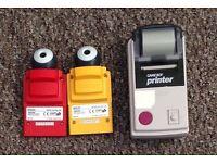 Gameboy printer +2 game cameras