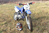 2007 Yamaha TTR 125 electric start **with ownership**