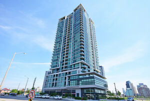 LUXURIOUS 1 BEDROOM APARTMENT FOR RENT / SQUARE ONE CONDO!!!