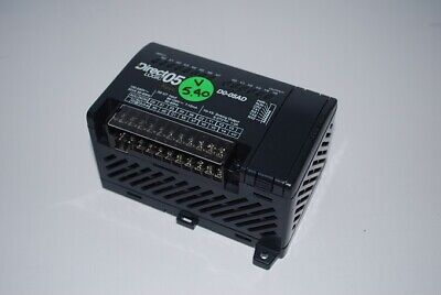 Automationdirect D0-05ad Directlogic Plc 100-240vac Pwr 8 Ac Ins 6 Dc Outs.