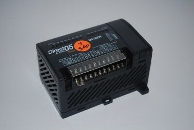 Automationdirect D0-05dr Directlogic Plc 120-240vac Pwr 8 Dc Ins 6 Relay Outs