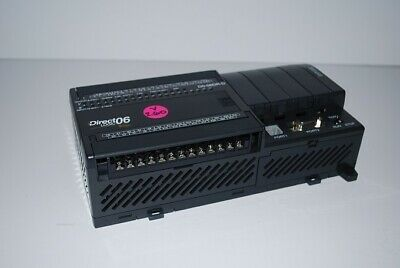 Automationdirect D0-06dr-d Directlogic Plc 12-24 Vdc 20 Dc Ins 16 Relay Outs.