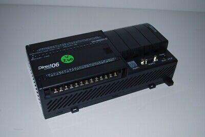 Automationdirect D0-06dd2-d Directlogic Plc 12-24vdc 20 Dc Ins 16 Source Outs
