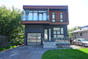 948 Third St Mississauga, Brand New Custom 4+1 Br Detached.