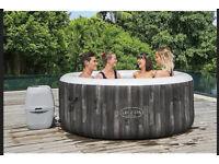 🌞💦Lay-Z-Spa Bahamas Airjet Hot tub - BRAND NEW BOXED WITH WARRANTY!🌞💦