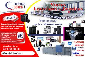 REPARATION DE PHOTOCOPIEUR, VENTE, LOCATION & SERVICE A BAS PRIX