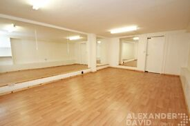 All bills inc. Gym Studio or Large Secure Storage Unit to Rent in East London Close to Roman Road E3