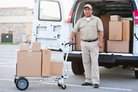 Courier Driver - full time