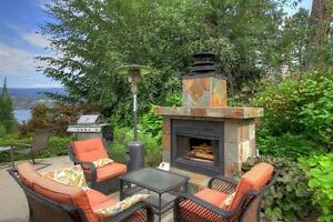 Private Chalet on Lake Okanagan Resort July 21 available!