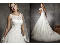 Justin Alexander 8630 Wedding Dress