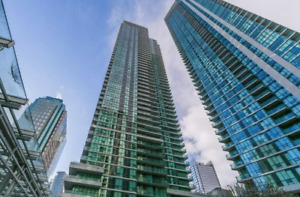Rare Opportunity To Own At Pinnacle Centre On Bay. Meticulously