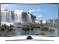 "SAMSUNG 55"" SMART CURVED FULL HD LED TV (UE55J6300)"
