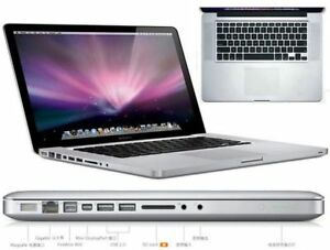 "APPLE MACBOOK PRO 15"", INTEL i7,8Go RAM, 750GB DISQUE DUR"