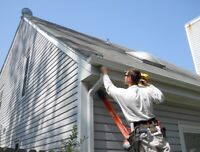 Gutter installer- full and part time great for students