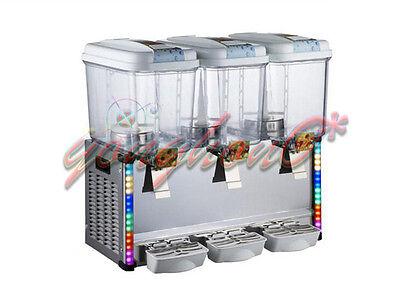 18l3tank Commercial Frozen Hot Cold Drink Beverage Milk Juice Dispenser Machine