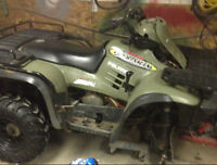 For Sale - Polaris 400 Sportsman Fenders and Plastics