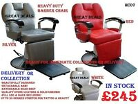 ALL-BRAND-NEW Heavy Duty Barber Chair, Styling Chair, Rotating Pole, Waiting Sofa, Salon Furniture
