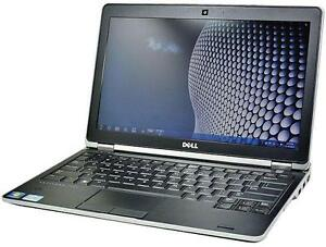 Ordinateur portable puissant leger DELL Latitude E6230 Core i5 3e generation TurboBoost 3.3 Ghz