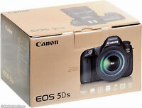 BRAND NEW SEALED BOX CANON 5DS 24-105 KIT=1YEAR WARRANTY