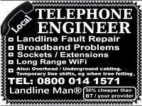 Telephone Engineer Bristol