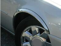 /'96-04 MERCEDES SLK R170 Wing Arch Trims Front Rear BLACK MATT Spats set 4 pcs