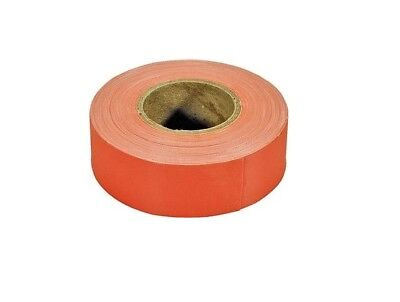Irwin 65602 Florescent Orange Flagging Tape 150ft Roll