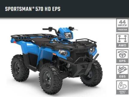 SPORTSMAN 570 HD EPS MY18 - SAVE $1000 Fulham West Torrens Area Preview