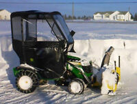 "44"" Snow Blower for D100 Series John Deere"