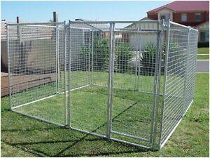 Pet Enclosure Dog Kennel Fencing Run Sheep Chook Goat