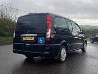 2007 Mercedes Vito City Taxi / minibus /