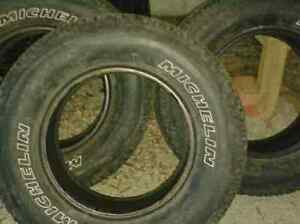 Michelin LTX AT2 set of tires